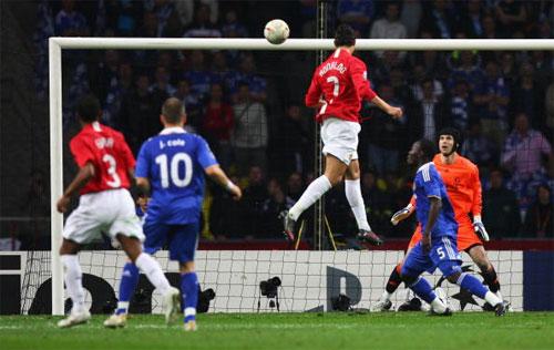 Ronaldo scorer