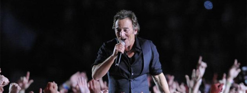 Bruce Springsteen rocker Super Bowl