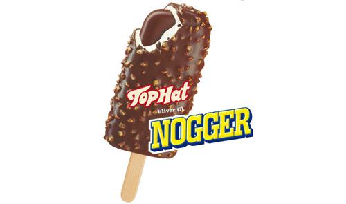 Top Hat bliver til Nogger